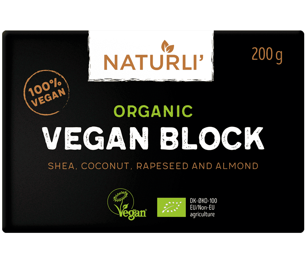 NATURLI' Vegan Block