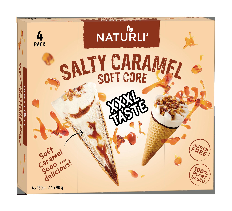 Salty Caramel Soft Core